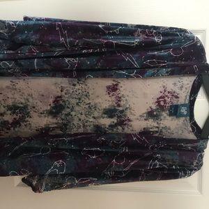 Torrid Harry Potter Kimono